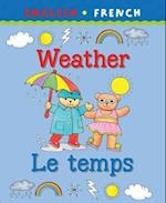 Weather/Le Temps (Bilingual First Books)