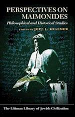 Perspectives on Maimonides (Littman Library of Jewish Civilization)