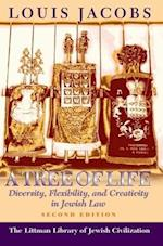A Tree of Life: Diversity, Flexibility, and Creativity in Jewish Law (Second Edition)