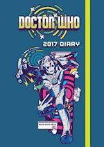 Doctor Who Pocket Diary 2017