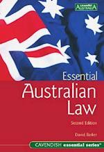 Essential Australian Law (Australian Essential)