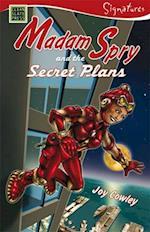 Madam Spry and the Secret Plans