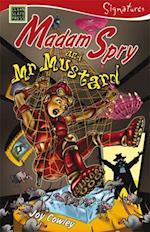 Madam Spry and Mr. Mustard (Signatures Set 1)