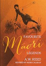 Favourite Maori Legends af A. W. Reed, Roger Hart, Ross Calman