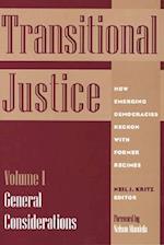 Transitional Justice (Transitional Justice, nr. 1)