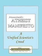 Artemissmith's Atheist Manifesto
