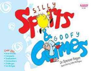 Bog, paperback Silly Sports and Goofy Games af Spencer Kagan