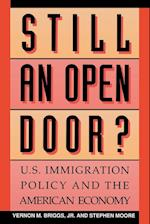 Still an Open Door? af Stephen Moore