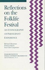 Reflections on the Folklife Festival af Patricia Sawin, Richard Bauman, Inta G. Carpenter