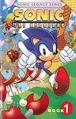 Sonic Legacy 1 af Ken Penders, Scott Shaw, Michael Gallagher