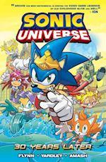 Sonic Universe 2 af Ian Flynn