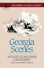 Georgia Scenes af Augustus Baldwin Longstreet
