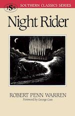 Night Rider af Robert Penn Warren