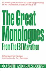 The Great Monologues from the Est Marathon (Monologue Audition Series)