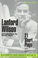 Lanford Wilson (Contemporary Playwrights Series)