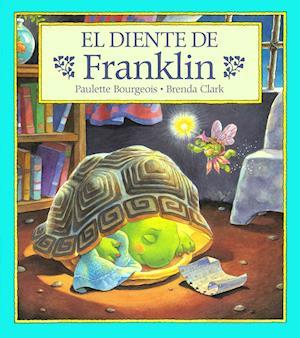 Bog, hardback Franklin Tiene UN Mal Dia/Franklin's Bad Day af Paulette Bourgeois