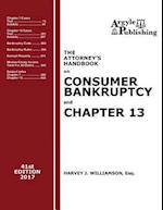 The Attorney's Handbook on Consumer Bankruptcy and Chapter 13 (41st Ed. 2017)