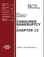 2018 Attorney's Handbook on Consumer Bankruptcy and Chapter 13
