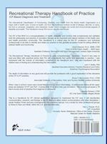Recreational Therapy Handbook of Practice