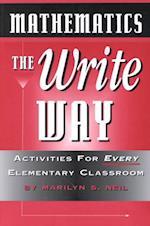 Mathematics the Write Way
