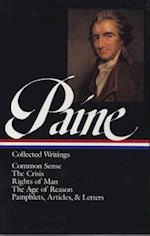 Paíne Collected Writings af Eric Foner, Thomas Paine