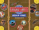 American Byways Luggage Labels af Laughing Elephant Publishing