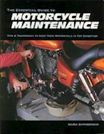 The Essential Guide to Motorcycle Maintenance af Mark Zimmerman