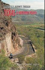 Motorcycle Journeys Through Texas and Northern Mexico (Motorcycle Journeys)