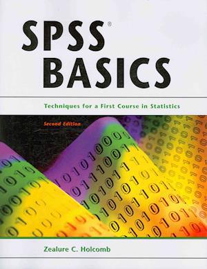 Bog, paperback SPSS Basics af Zealure C. Holcomb