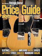 The Official Vintage Guitar Magazine Price Guide 2017 (OFFICIAL VINTAGE GUITAR MAGAZINE PRICE GUIDE)