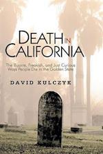 Death in California af David Kulczyk