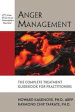 Anger Management (Practical Therapist Series)