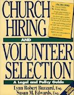 Church Hiring and Volunteer Selection