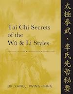 Tai Chi Secrets of the Wu & Li Styles