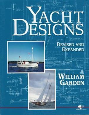 Bog, paperback Yacht Designs af William Garden