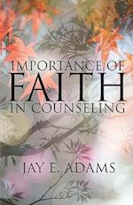 Importance of Faith in Counseling af Jay E. Adams