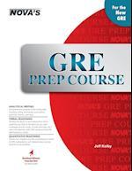 GRE Prep Course [With CDROM] (Novas GRE Prep Course)