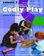 Godly Play Volume 3 (Godly Play Paperback, nr. 3)