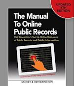 The Manual to Online Public Records (Manual to Online Public Records)