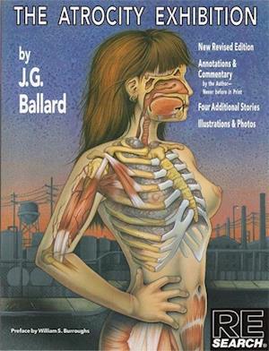 Bog, paperback The Atrocity Exhibition af J. G. Ballard