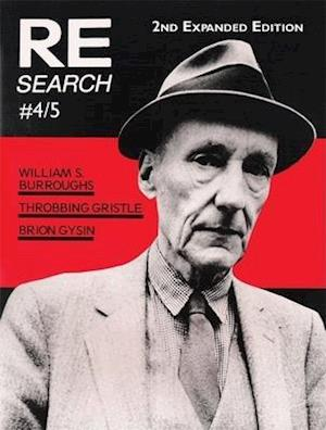 Bog, paperback Re/Search 4/5 af Brion Gysin, William S Burroughs