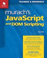 Murach's JavaScript and DOM Scripting