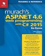Murachs ASP.NET 4.6 Web Programming with C# 2016