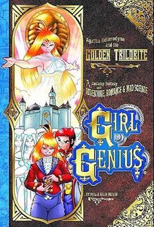 Girl Genius Volume 6