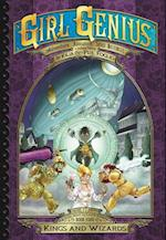 Girl Genius The Second Journey of Agatha Heterodyne 4 (Girl Genius the Second Journey of Agatha Heterodyne)