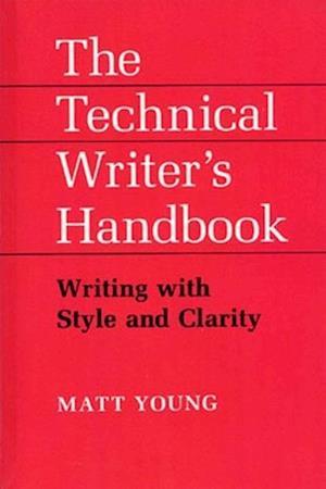 The Technical Writer's Handbook