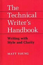 The Technical Writers Handbooks