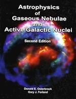 Astrophysics Of Gas Nebulae and Active Galactic Nuclei