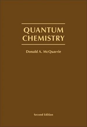 Quantum Chemistry, 2nd edition