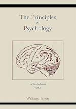 The Principles of Psychology (Vol 1) af William James